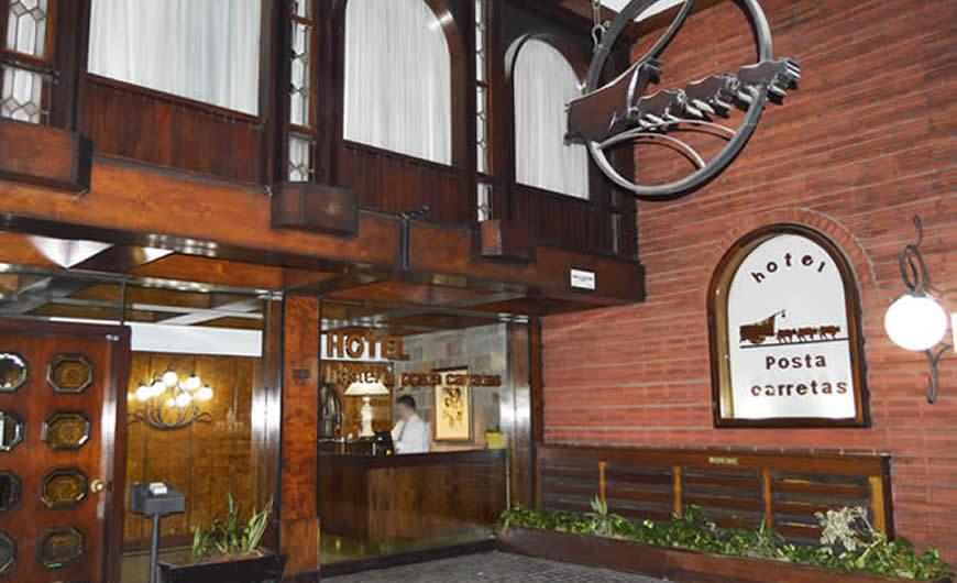 Posta Carretas Hotel