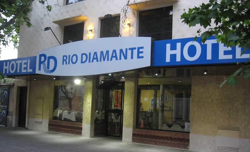 Río Diamante